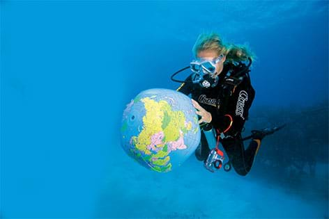 padi diving cources