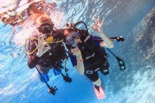 Introduction Dives | Blue Paradise